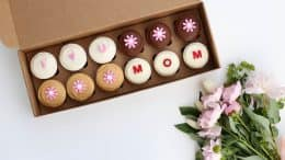 Mother's Day Sprinkles Cupcakes for at Disney Springs