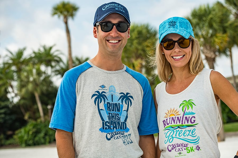 Run Through Paradise in the Castaway Cay Challenge | Disney Parks Blog