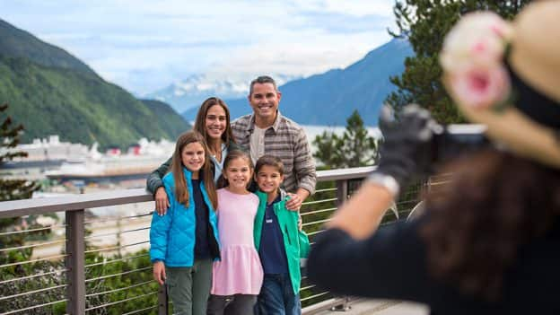 Alaskan Ports With Disney Cruise Line