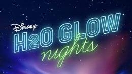 Disney H2O Glow Nights logo
