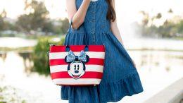 HARVEYS Disney Americana Minnie Mouse Bag