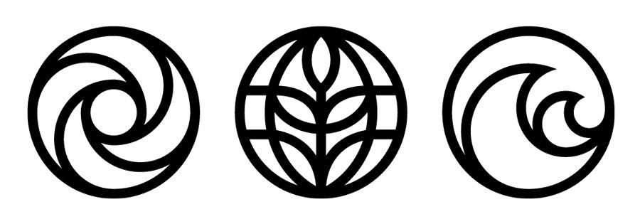 Epcot icons