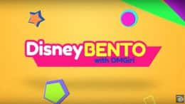 Disney Parks Bento Magic Logo