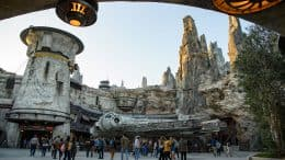 Star Wars: Galaxy's Edge at Disneyland park