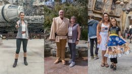 Bounding for your visit to Star Wars: Galaxy's Edge at Disneyland Resort