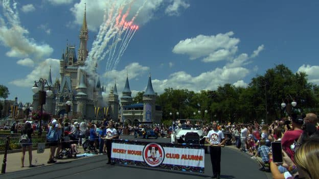 Mouseketeers from 'All New' Mickey Mouse Club Celebrated