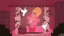 Disney Doodle: Lottie