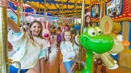 Geraldine Bazan at Disney California Adventure Park