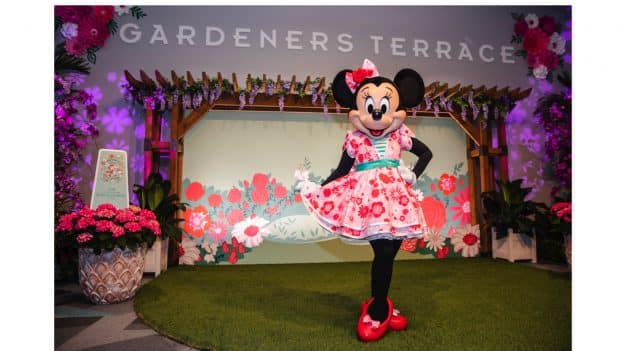 Minnie's Garden Party at Epcot