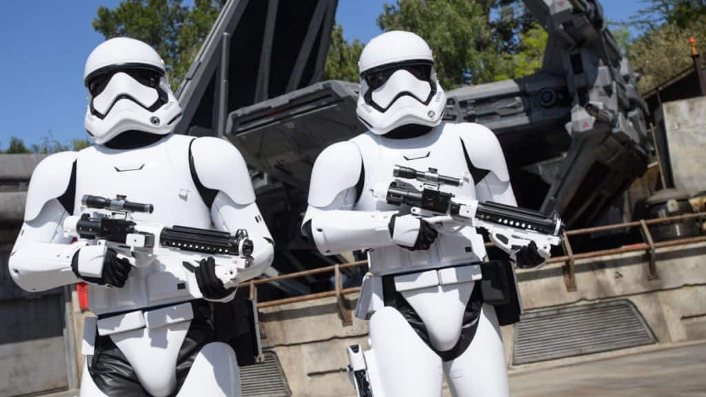 Star Wars: Galaxy's Edge - Stormtroopers