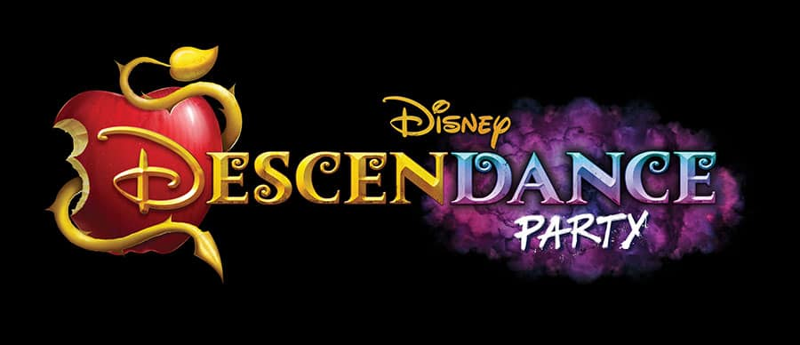 DescenDance Dance Party, at Disney California Adventure park