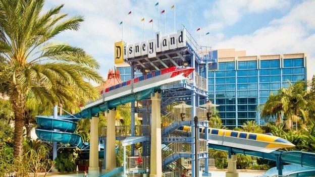 Hotels of the Disneyland Resort