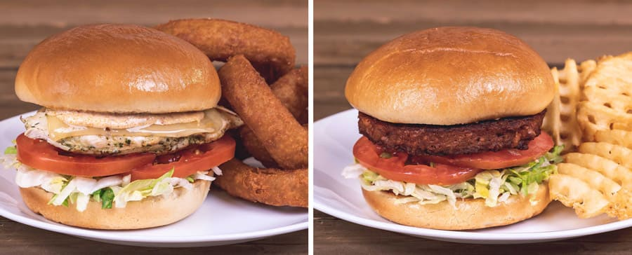New Sandwiches at Smokejumpers Grill at Disney California Adventure Park