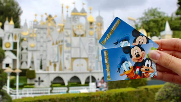 Disneyland Resort Annual Passport