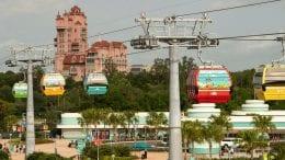 Disney Skyliner Gondolas at Walt Disney World Resort