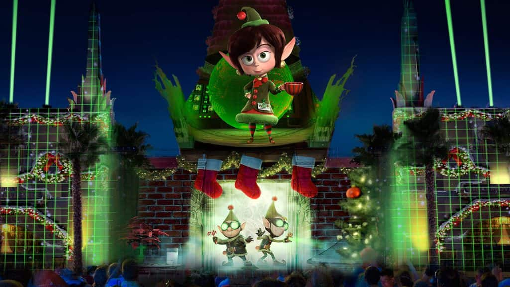 Jingle Bell, Jingle BAM! at Walt Disney World Resort