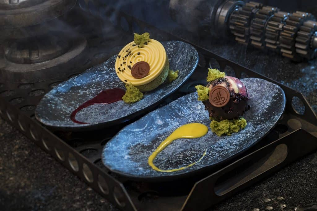 Desserts from Docking Bay 7 Food and Cargo at Star Wars: Galaxy's Edge