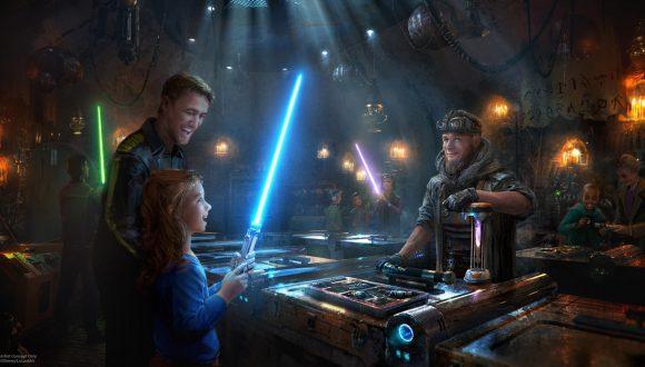 Disney Parks Blog Weekly Recap - Star Wars: Galaxy's Edge Updates, Disney Skyliner Gondolas Unwrapped and More…