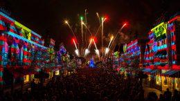 'Disneyland Forever' Fireworks show at Disneyland Park
