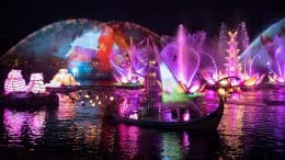 """""""Rivers of Light: We Are One"""" at Disney's Animal Kingdom park"""