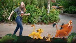 Disney PhotoPass Photo Opportunities Inspired by 'The Lion King'