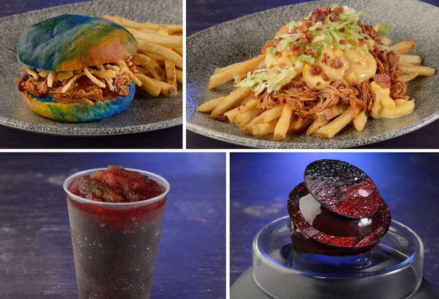 "Awesome Eats for ""Guardians of the Galaxy – Awesome Mix Live!"" Returning to Epcot this Summer - Food and beverage options from Liberty Inn"