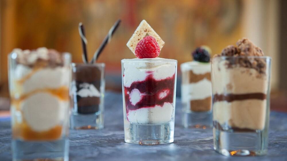 Shot Desserts