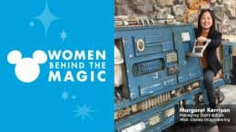 Women Behind the Magic