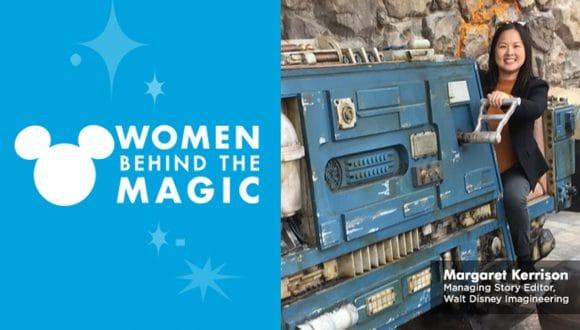 Women Behind the Magic