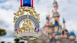 2019 Disneyland Paris Run Weekend Finisher Medal