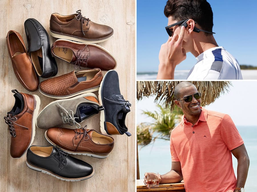 Clothing Options for Men from Disney Springs