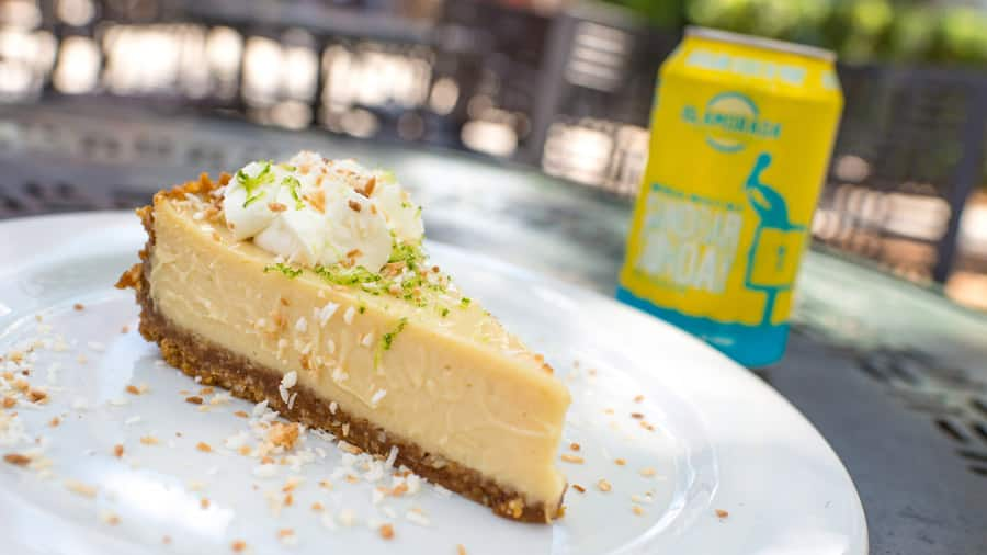 Key Lime Pie from House of Blues – The Smokehouse for Disney Springs Flavors of Florida