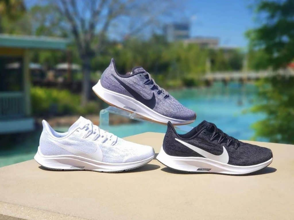 Running shoes from Fit 2 Run at Disney Springs