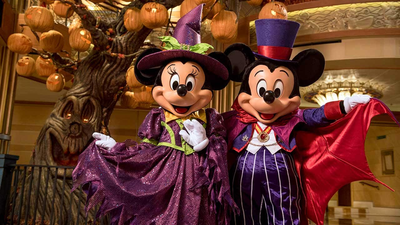 Disney Halloween Cruise 2020 Just Announced: Disney Cruise Line Fall 2020 Itineraries Feature