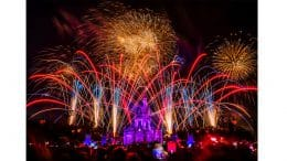 """Disney's Celebrate America - A Fourth of July Concert in the Sky"" at Magic Kingdom Park"
