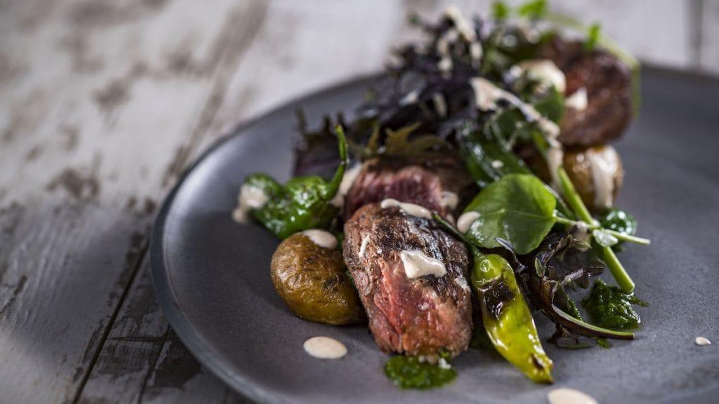 Hangar Steak from Toledo – Tapas, Steak & Seafood