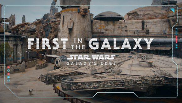 Star Wars: Galaxy's Edge at Disneyland Resort