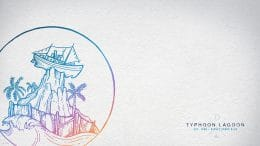 Typhoon Lagoon 30th Anniversary Wallpaper