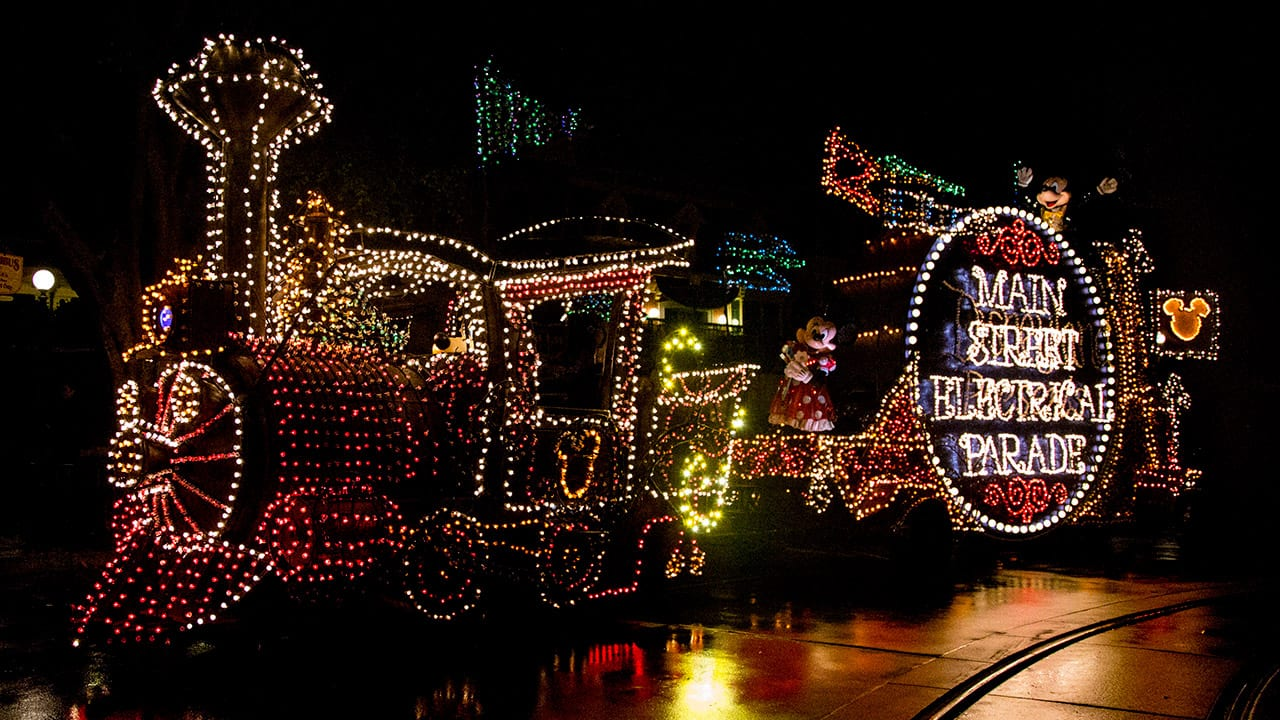 Image result for main street electrical parade