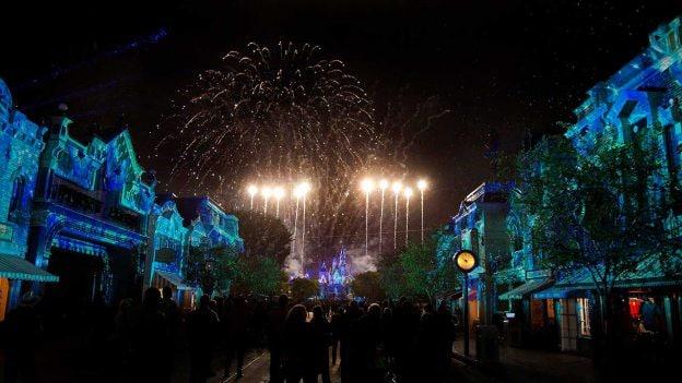 'Disneyland Forever' Fireworks