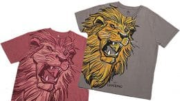 'The Lion King'-Inspired T-Shirts