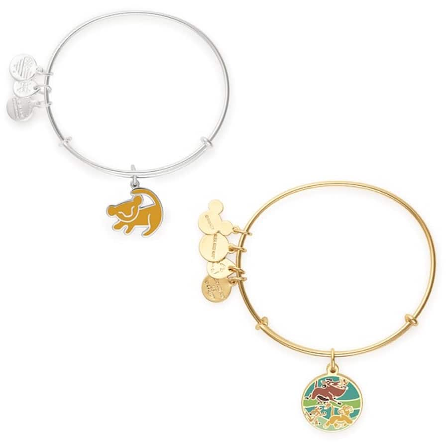 'The Lion King' Alex and Ani bracelets