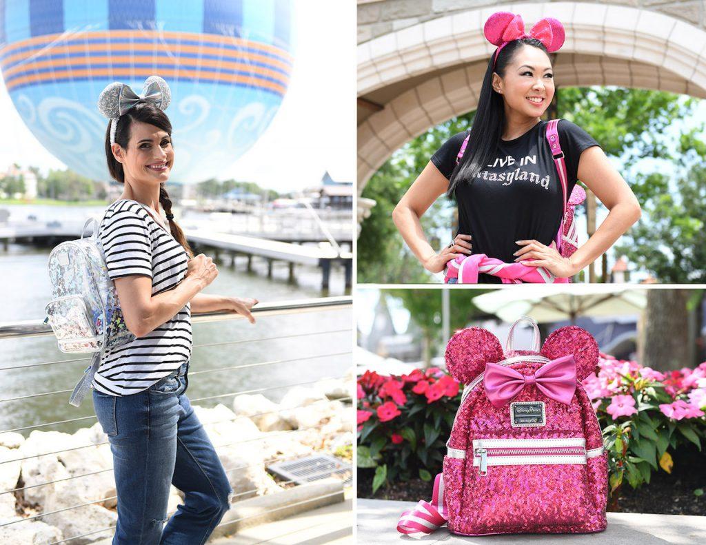 Imagination Pink and Magic Mirror Metallic Merchandise at Disney Springs
