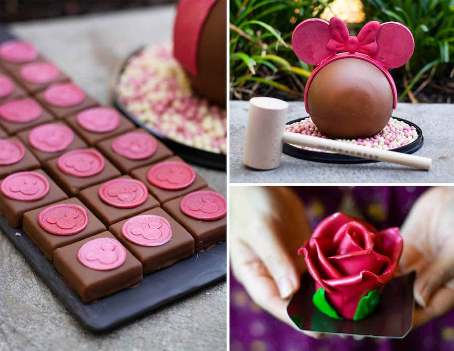 Imagination Pink Sweets from Disney Springs