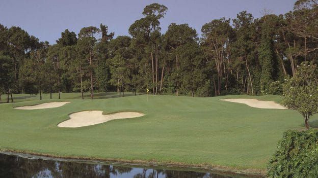 Golf course at Walt Disney World Resort
