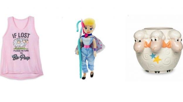 Bo Peep Merchandise from Disney Parks