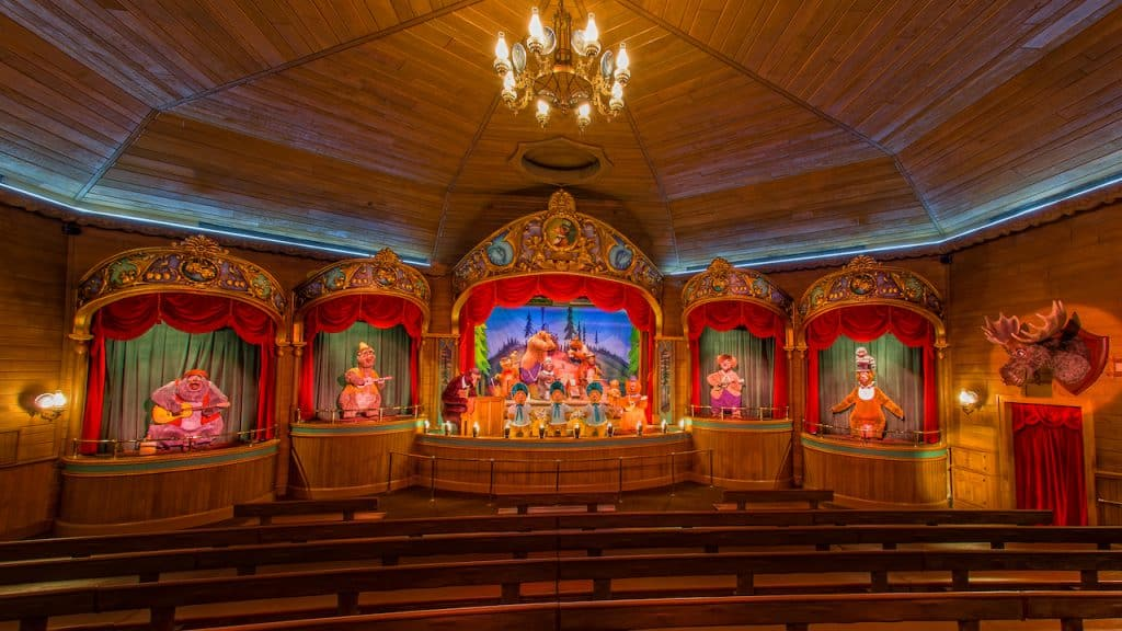 Country Bear Jamboree at Magic Kingdom Park