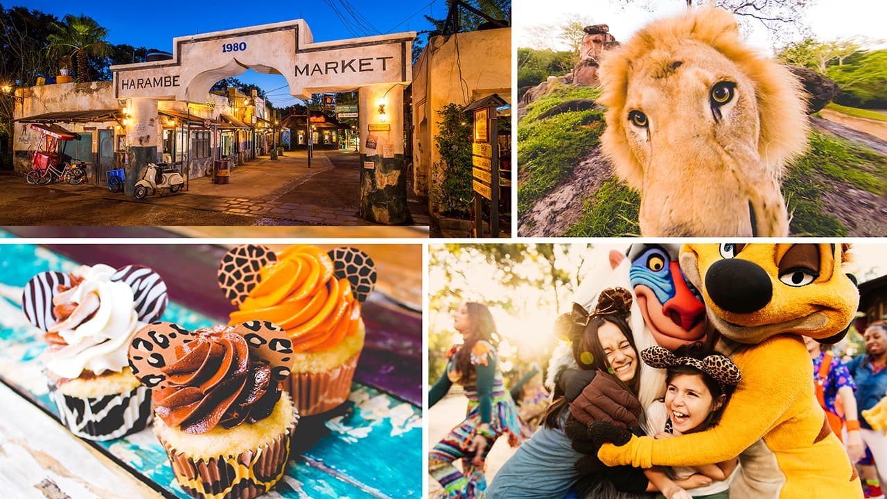 Celebrate 'The Lion King' with African-Inspired Eats, Music and Fun at Circle of Flavors: Harambe at Night