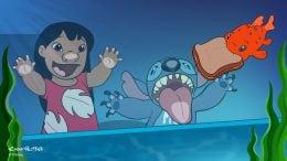 Disney Doodle: Lilo and Stitch