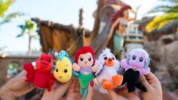 The Little Mermaid Wishables